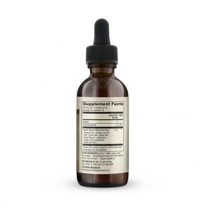 Dung dịch thảo mộc hỗ trợ tiêu hóa hữu cơ Dr Mercola Organic Digestive Bitters 60ml 3