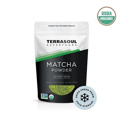 Bột matcha hữu cơ Terrasoul (CULINARY) 454g 1