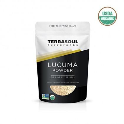 Bột lucuma hữu cơ Terrasoul 1
