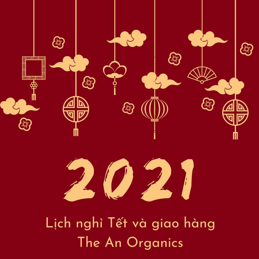 Lịch nghỉ Tết và giao hàng Tết 2021 1