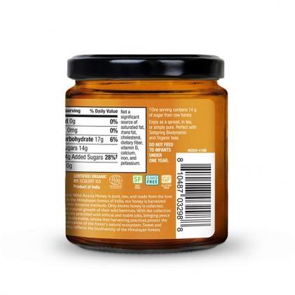 Mật ong rừng hữu cơ Dr Mercola Solspring® Organic Wild Acacia Raw Honey 3