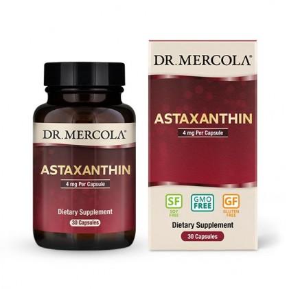 Organic Astaxanthin Dr Mercola 4mg 1