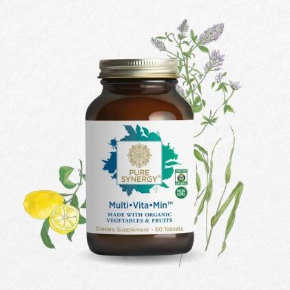 Viên uống bổ sung vitamin Pure Synergy MULTI•VITA•MIN™ 2