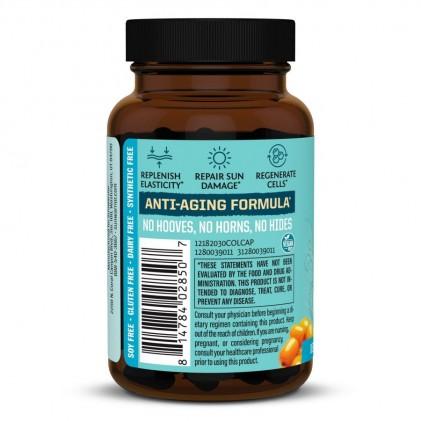 Viên uống chống nắng, bảo vệ & khôi phục collagen Sunwarrior Vegan Collagen Capsules 3