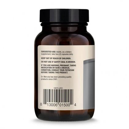 Viên uống bổ sung MSM Sulfur Complex Dr Mercola 2