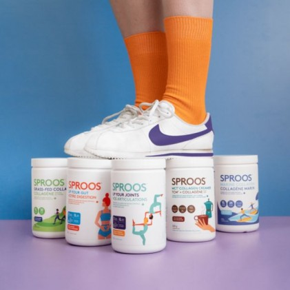 Collagen cho da & xương khớp Sproos Up Your Joints 5
