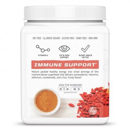 Bột nước ép kỳ tử hữu cơ Sunwarrior Organic Goji Berry Juice Powder 3