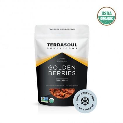 Quả Golden Berries khô hữu cơ Terrasoul 1