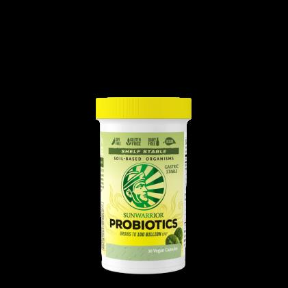 Lợi khuẩn cho đường ruột Sunwarrior Probiotics 1
