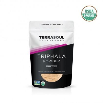 Bột triphala hữu cơ Terrasoul 1