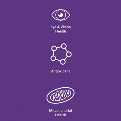 Tăng cường thị lực, Viên uống bổ trợ mắt Dr Mercola Eye Support 5