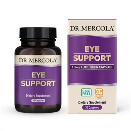 Tăng cường thị lực, Viên uống bổ trợ mắt Dr Mercola Eye Support 1