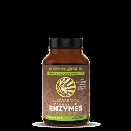 Enzyme tiêu hóa Sunwarrior Enzorb Digestive Enzymes 1