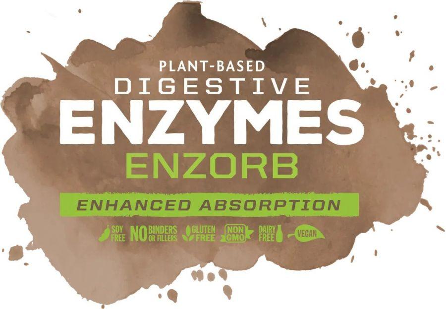 Enzyme tiêu hóa Sunwarrior Enzorb Digestive Enzymes 5