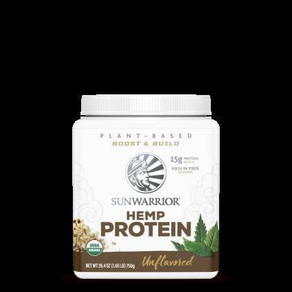 Protein hạt gai dầu Sunwarior Hemp protein 1