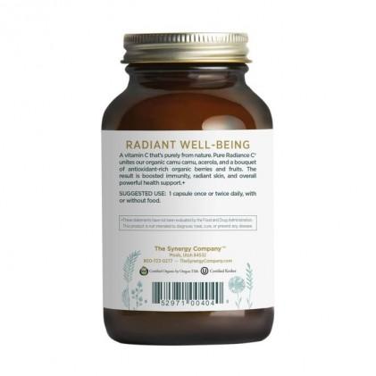 Vitamin C Pure Synergy PURE RADIANCE C® CAPSULES 90 viên 3