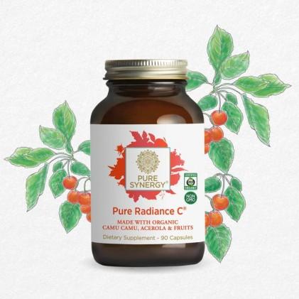 Vitamin C Pure Synergy PURE RADIANCE C® CAPSULES 90 viên 2