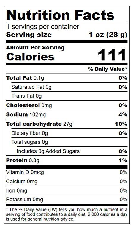 Bột lựu hữu cơ Food to Live Organic Pomegranate Powder 1lb (454g) 7