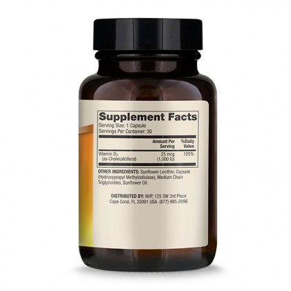 Liposomal Vitamin D3 Mercola 3