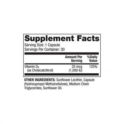 Liposomal Vitamin D3 Mercola 5