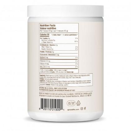 Thức uống healthy từ cacao, nấm, collagen thủy phân từ cá Sproos Super Hot Chocolate 5