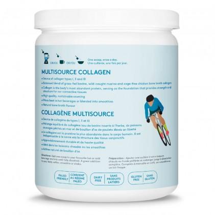Collagen thủy phân cho da, tóc, móng, khớp, đường ruột & khả năng phục hồi Sproos Performance Multi-Collagen 5