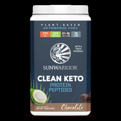 Clean Keto Sunwarrior 1