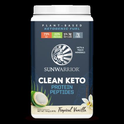 Clean Keto Sunwarrior 5